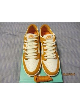 "N Ike Sb Zoom Dunk Low Pro ""Circuit Orange"" Size 12 Brand New 854866 881&Nbsp; by Nike"