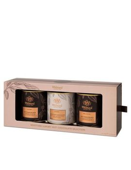 Whittard Of Chelsea   Luxury Hot Chocolate Trio Set by Whittard Of Chelsea