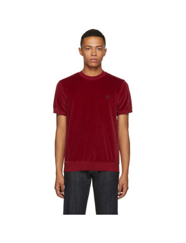 Red Velvet 4 G Slim Fit T Shirt by Givenchy