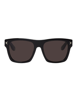 Black Gv 7011 Sunglasses by Givenchy
