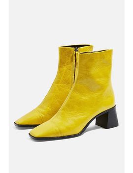 Muriel Mid Boots by Topshop