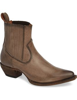 Sacha Western Bootie by Frye