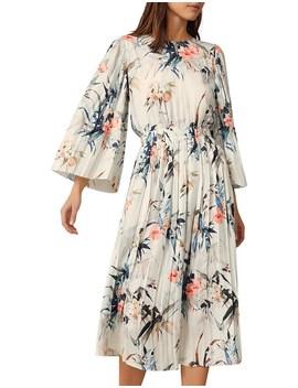 Print Femme Dress by Witchery
