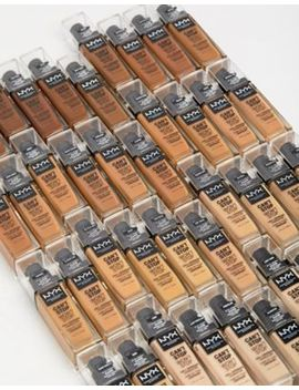 Nyx Professional Makeup Cant Stop Wont Stop 24 Hour Foundation by Nyx Professional Make Up