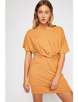 Chantilly Mini T Shirt Dress by Free People
