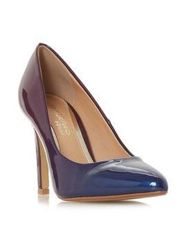 Head Over Heels By Dune   Purple 'alexxa' High Stiletto Heel Court Shoes by Head Over Heels By Dune