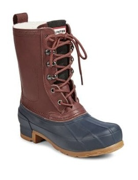 Womens Original Insulated Pac Boots by Hunter