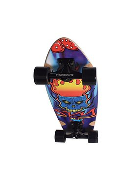 "Bluescratte 28"" Cruiser Board Maple Complete Skateboard For Beginners And Professional by Bluescratte"