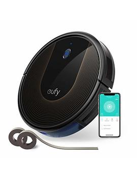 Eufy Boost Iq Robo Vac 30 C, Wi Fi, Upgraded, Super Thin, 1500 Pa Strong Suction, 13 Ft Boundary Strips Included, Quiet, Self Charging Robotic Vacuum Cleaner, Cleans Hard Floors To Medium Pile by Eufy