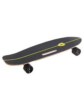 "Ferrari Cruiser Skateboard, Black, 26.5"" X 7.5"" by Ferrari"