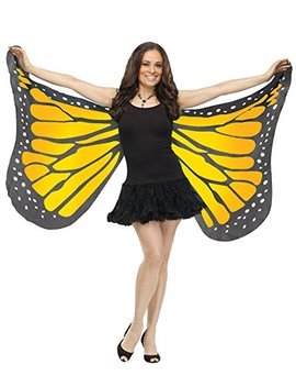 Fun World Adult Soft Butterfly Wings Adult Costume Accessory by Fun World