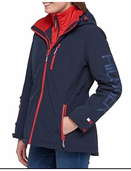 Tommy Hilfiger 3 In 1 Systems Jacket For Women by Tommy+Hilfiger