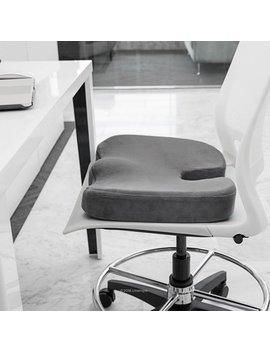 Linenspa Gel Foam Orthopedic Comfort Seat Cushion by Linenspa