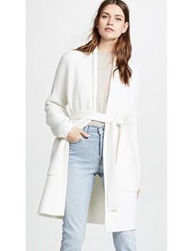Cashmere Cardigan Coat by Tse Cashmere