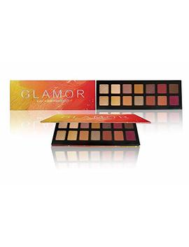 Osl 003 14 Color Eyeshadow Palette (Glamor) by Ccolor
