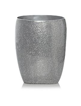 Silver Glitter Bin by Asda