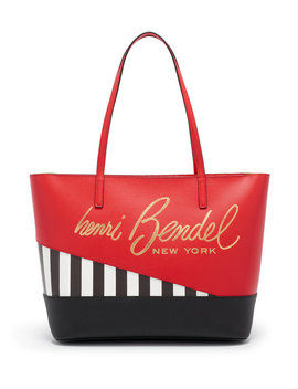 About Town Tote by Henri Bendel