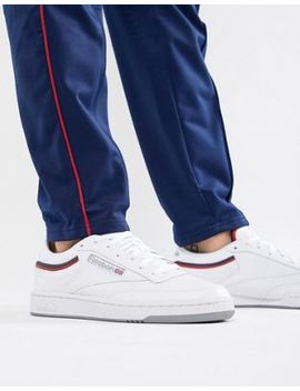 Reebok Club C Pro Trainers In White Cn3761 by Reebok