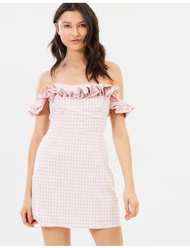 Neve Off Shoulder Dress by Lulu & Rose