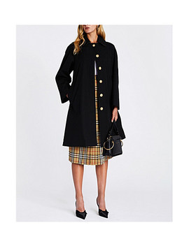 Richmond Cotton Twill Trench Coat by Burberry