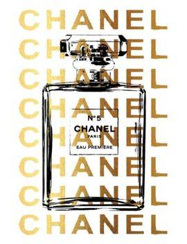 Chanel Vogue Fashion Poster Print Art Dec A3 A4 Paris Boutique Buy 1 Get 2 Free by Ebay Seller