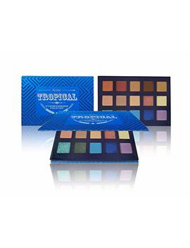 15 Color Eyeshadow Palette (All 3) by Ccolor