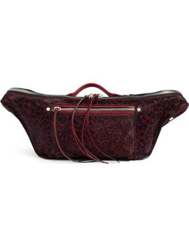 Large Elliot Genuine Calf Hair Fanny Pack by Rag & Bone