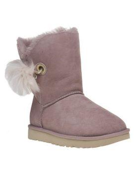 Neu Damen Ugg® Pink Irina Lammfell Stiefel Wadenstiefel by Ebay Seller