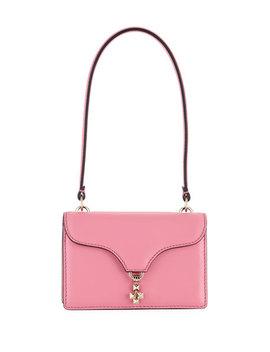 Smooth Leather Shoulder Bag by Valentino Garavani