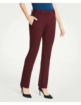 The Petite Straight Leg Pant   Curvy Fit by Ann Taylor
