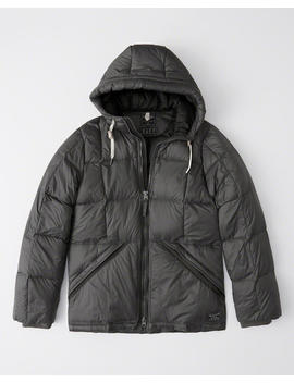 Ultra Puffer by Abercrombie & Fitch