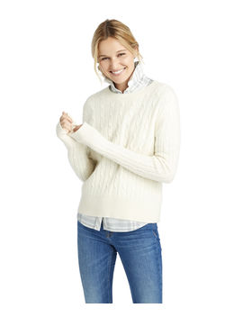 Cashmere Coral Lane Sweater by Vineyard Vines