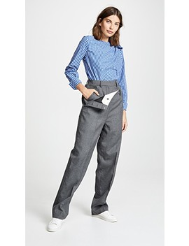 Double Layer Trousers by Shushu/Tong