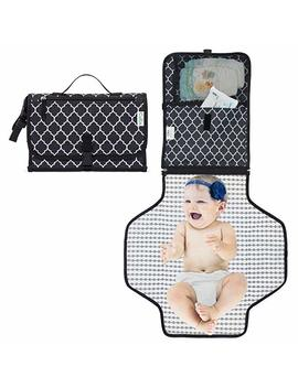 Comfy Cubs Baby Portable Changing Pad With Pockets by Comfy Cubs