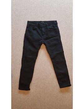 Levi's Line 8   Men Slim Straight Stretch Black Jeans   W30 L30 by Ebay Seller