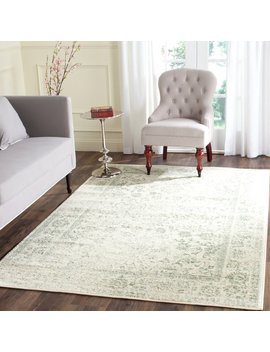 Laurel Foundry Modern Farmhouse Howton Ivory/Sage Area Rug & Reviews by Laurel Foundry Modern Farmhouse