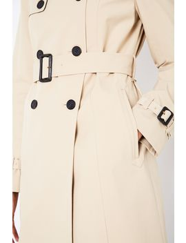 Ambrose Button Up Trench Coat by Jack Wills