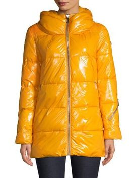 Classic Puffer Jacket by Dkny