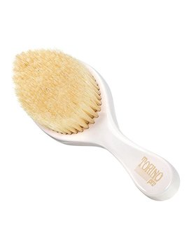 Torino Pro Wave Brush #640 By Brush King   Soft Curve 360 Waves Brush   Soft Wave Brush   Made With 100 Percents Boar Bristles   True Texture Soft   Great For... by Torino Pro