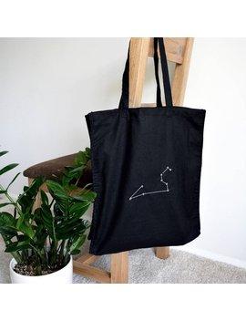 Leo Star Constellation Tote Bag   Leo Star Sign   Leo Zodiac Bag   Star Map   August Birthday   July Birthday   Astrology Gift   Bag Zodiac by Etsy