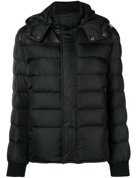 Hooded Puffer Jacket by Saint Laurent