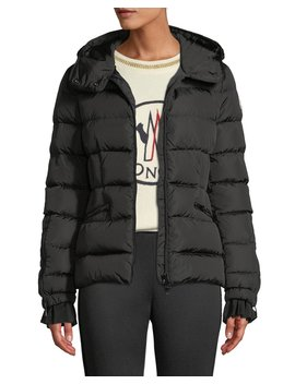 Betula Hooded Puffer Coat by Moncler