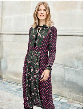 Cecilla Midi Dress by Boden