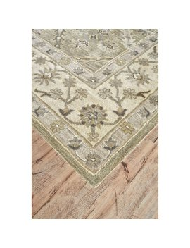 Charlton Home Corsham Hand Tufted Sage Area Rug & Reviews by Charlton Home