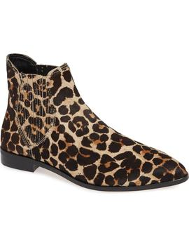 Madysin Too Genuine Calf Hair Chelsea Bootie by Rebecca Minkoff