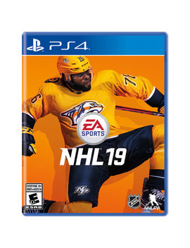 Nhl 19 (Ps4) by Ea