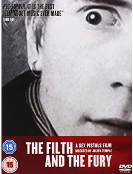 The Filth And The Fury   A Sex Pistols Film [Dvd] by Amazon