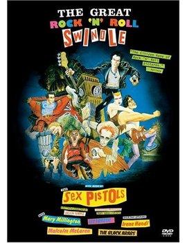 Great Rock N Roll Swindle [Dvd] [Region 1] [Us Import] [Ntsc] by Amazon