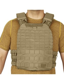5.11 Tac Tec Plate Carrier Sandstone by 5.11