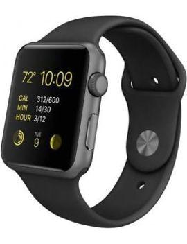 apple-watch-series-1-42mm-aluminum-case-black-sport-band---(mp032ll_a) by ebay-seller